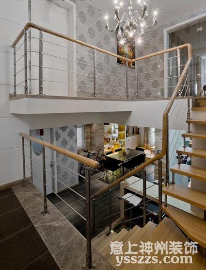 2层复式楼房设计图;