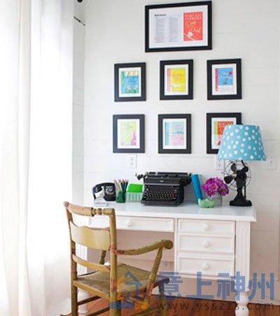 5款墙面创意设计,打造丰富时尚家居
