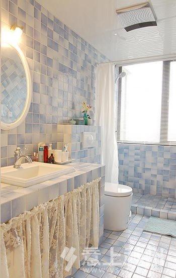 装饰装修,卫浴间装修,装修设计,卫浴间风格,装修效果,地中海风格装修